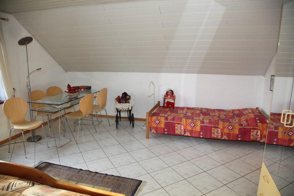 Möwe, SZ 2, Einzelbett