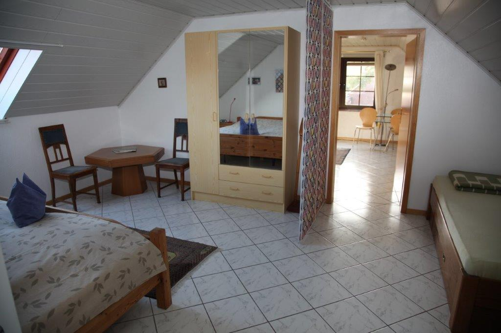 Möwe, Schlafzimmer 1